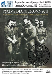 Suwalski Chór Kameralny Viva Musica wystąpi w Operze i Filharmonii Podlaskiej