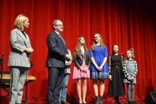 Kulturalne stypendia i nagrody prezydenta Suwałk rozdane [zdjęcia]