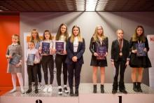 Suwalczanka laureatką w Plebiscycie na najpopularniejszych sportowców województwa