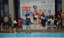 Pływanie - Od Młodzika do Olimpijczyka. Julia Domoradzka ze zlotem i brązem