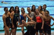 Pływanie. Julia Domoradzka zdobyła srebro i brąz w Lublinie