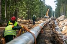 Gaz-System wybrał wszystkich wykonawców północnej części gazociągu Polska - Litwa