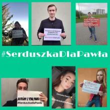#SerduszkaDlaPawła. Młodzi suwalczanie prowadzą zbiórkę na leczenie kolegi