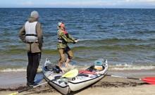 Niezapomniana przygoda i pomoc dla Przystani. Dwaj suwalczanie przepłynęli z Wigier do Bałtyku