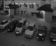 Policjanci poszukują sprawcy uszkodzenia samochodu przy ul. Pułaskiego