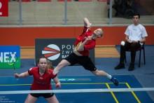 Badminton. Dwa zwycięstwa SKB Litpol-Malow w Lotto Ekstralidze, w niedzielę arcyważne derby [foto]