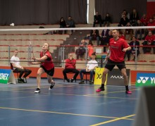Badminton.  Runda zasadnicza ekstraligi dla SKB Litpol Malow, powtórzcie to w finale [zdjęcia]