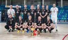 Browar Północny Futsal Team – Futbalo Białystok 1:10. Wicemistrzostwo w debiucie [wideo]