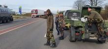 Wczoraj sznur tirów ciągnął się na 35 kilometrów. Na polsko-litewskiej granicy już nie ma