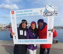 Pływanie. Natalia Bełdyga i Bartosz Bełdyga na podium Gdynia Winter Swimming Cup 2020