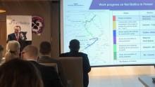 Rail Baltica w Polsce ma być gotowa w 2027 roku. Projekt odcinka Ełk - Trakiszki za dwa lata