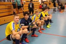 XXIV Ogólnopolskie Igrzyska Młodzieży Salezjańskiej w Futsalu. Waleczne zespoły SALOS Suwałki [foto]
