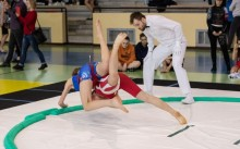 Sumo. Troje suwalczan na podium Pucharu Polski Kadetów i Młodzików [zdjęcia]