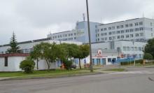 Szpital Wojewódzki w Suwałkach. Zakaz odwiedzin chorych