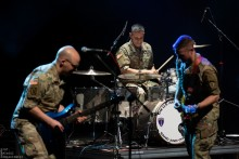 The US Army Europe Rock Band na 300-leciu Suwałk z promocją Defender – Europe 2020 [wideo i zdjęcia]