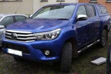 Suwalscy policjanci odzyskali Toyotę skradzioną w Wielkiej Brytanii