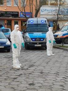 Pacjent z podejrzeniem koronawirusa uciekł ze szpitala w Białymstoku