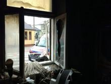 Pożar w jednym z mieszkań w Sejnach. Nie żyje mężczyzna [zdjęcia]