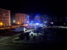 Suwałki. Płonęły samochody przy Lityńskiego. Najprawdopodobniej podpalenie