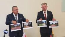 Czternaście dróg łączących Polskę i Litwę przejdzie modernizację