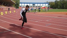 Pięć rekordów życiowych lekkoatletów Hańczy Suwałki. Szkoda, że sezon się kończy  [zdjęcia]