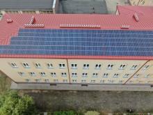 Puńsk, Sejny. Instalacja paneli fotowoltaicznych zakończona