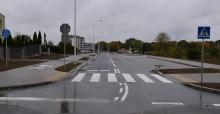 Ulica Szczęsnowicza. Od Szpitalnej gotowa, od Reja na razie zamknięta [zdjęcia]