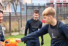 Wigry Suwałki trenują. Inni drugoligowcy odrabiają zaległości i grają w Pucharze Polski