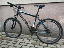 Policjanci zatrzymali złodzieja rowerów