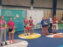 Badminton. Medale młodych zawodników SKB w Sianowie [zdjęcia]