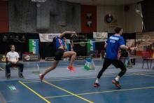 Badminton. Nowym liderem KU AZS UM Łódź, przełożone turnieje w Suwałkach i Bieruniu