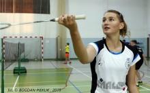 Anastasija Khomich — suwalska badmintonistka reprezentować będzie Polskę