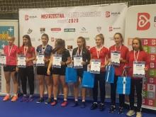 Medalowy weekend młodych suwalskich badmintonistów