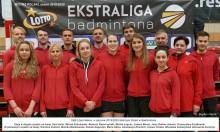 Badminton. W II kolejce ekstraligi SKB Litpol-Malow faworytem w Poznaniu
