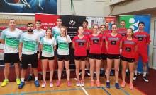 Badminton. W II ligowym debiucie wysoka wygrana SKB TRACK TEC Suwałki