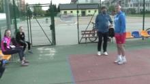 Badminton. Młodzi zawodnicy SKB trenują w Suwałkach, kadrowicze w Spale