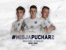 Murawa Suwałki zamierza podbić stolicę. Puchar Polski – drugie podejście