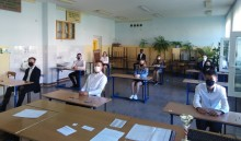 Wstępne wyniki egzaminu ósmoklasisty. Średnia w województwie zbliżona do krajowej