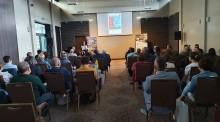 Promocja Księgi 300-lecia Suwałk w hotelu Loft. Święto autorów i czytelników