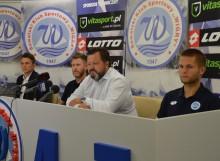 Wigry Suwałki przygotowują się do gry w II lidze. Są sponsorzy, wracają piłkarze [wideo]