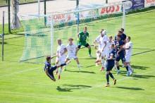 Wigry Suwałki - Stomil Olsztyn 0:0. Wyrównany sparing