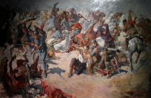 Bitwa o Zadwórze 1920. SOK zaprasza na grę strategiczną
