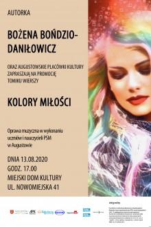 Promocja Kolorów miłości w Augustowie
