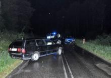 Wypadek koło Jurkiszek. Ranne zostały dwie kobiety