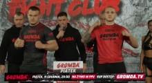 GROMDA 3. Karol Żołowski w walkach na gołe pięści. W piątek poleje się krew