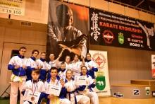 Karate. W Chełmie suwalscy karatecy polubili brąz  [zdjęcia]