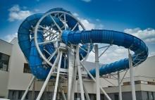 NOWOŚĆ! W Aquaparku Reda otwarto pierwszą w Europie zjeżdżalnię obrotową! [wideo i zdjęcia]