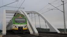 Rail Baltica. W Polsce zlikwidowano wąskie gardło, na Litwie będzie odcinek z Kowna do Wilna