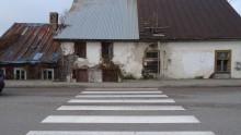Puńsk. Fundacja Ochrony Dziedzictwa Żydowskiego próbuje uratować synagogę, jest jeszcze cmentarz