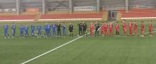 Wigry Suwałki już bez Łukasza Sosnowskiego przegrały 0:1 z FK Panevezys. Dwie ciekawe jedenastki